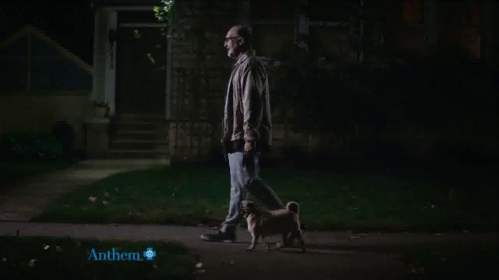 Anthem Blue Cross TV Commercial, 'Up at Night' Featuring ...