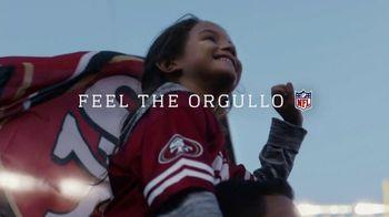 NFL TV Spot, 'Siente el orgullo' [Spanish] - 567 commercial airings