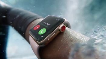 Apple Watch Series 3 TV Spot, \'Surf\' Song by Big Wild