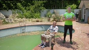 Wonderful Pistachios TV Spot, 'Snackface: Dale' Featuring Clay Matthews - 4 commercial airings