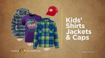 Bass Pro Shops TV Spot, 'Kids' Shirts, Jackets and Optics' Feat. Mike Golic - Thumbnail 6