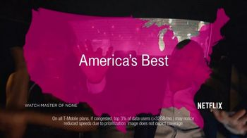 T-Mobile Unlimited TV Spot, 'Netflix on Us' - Thumbnail 8