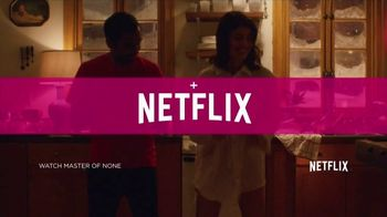 T-Mobile Unlimited TV Spot, 'Netflix on Us' - Thumbnail 4