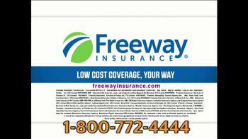 Freeway Insurance TV Spot, 'Cobertura de bajo costo' [Spanish] - Thumbnail 9
