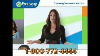 Freeway Insurance TV Spot, 'Cobertura de bajo costo' [Spanish] - Thumbnail 4