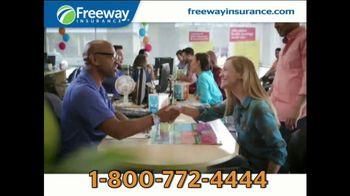 Freeway Insurance TV Spot, 'Cobertura de bajo costo' [Spanish] - Thumbnail 7