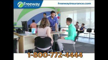 Freeway Insurance TV Spot, 'Cobertura de bajo costo' [Spanish] - Thumbnail 8