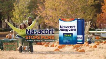 Nasacort Allergy 24Hr TV Spot, 'Stops More' - Thumbnail 10