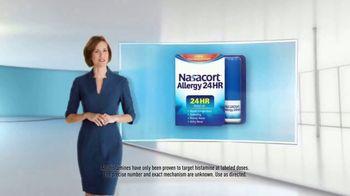 Nasacort Allergy 24Hr TV Spot, 'Stops More' - Thumbnail 4