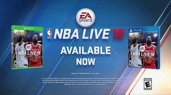 NBA Live 18 TV Spot, 'Launch Hype' Song by Lil Uzi Vert - Thumbnail 9