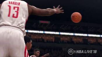 NBA Live 18 TV Spot, 'Launch Hype' Song by Lil Uzi Vert - Thumbnail 3