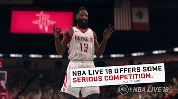 NBA Live 18: Launch Hype thumbnail