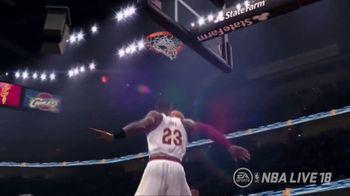 NBA Live 18 TV Spot, 'Launch Hype' Song by Lil Uzi Vert - Thumbnail 7