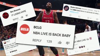 NBA Live 18 TV Spot, 'Launch Hype' Song by Lil Uzi Vert - Thumbnail 8