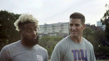 VISA Checkout TV Spot, 'The Biggest Pick-Up Game' Feat. Eli Manning - 226 commercial airings