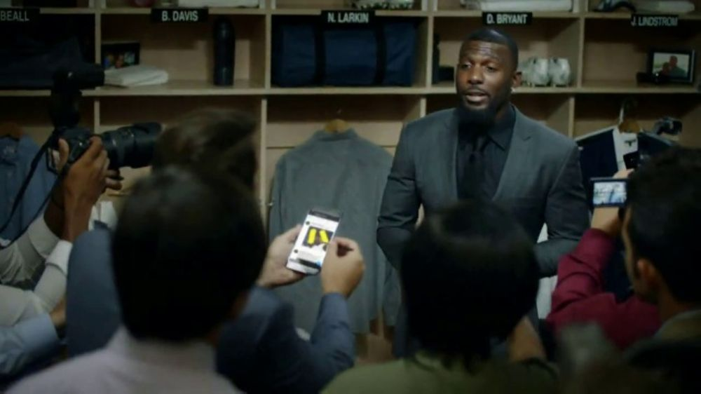 Samsung Galaxy Note8 Tv Commercial Snail Featuring Dez Bryant Video