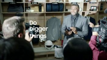 Samsung Galaxy Note8 TV Spot, 'Snail' Featuring Dez Bryant - Thumbnail 10
