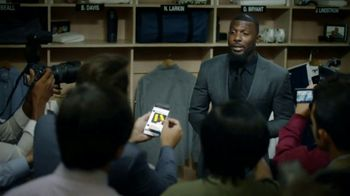 Samsung Galaxy Note8 TV Spot, 'Snail' Featuring Dez Bryant - 77 commercial airings