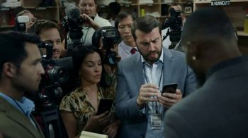 Samsung Galaxy Note8 TV Spot, 'Snail' Featuring Dez Bryant - Thumbnail 4