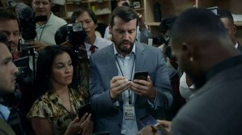 Samsung Galaxy Note8 TV Spot, 'Snail' Featuring Dez Bryant - Thumbnail 7