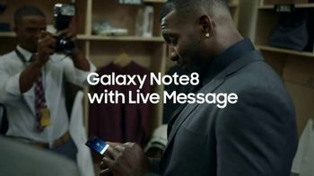 Samsung Galaxy Note8 TV Spot, 'Snail' Featuring Dez Bryant - Thumbnail 9