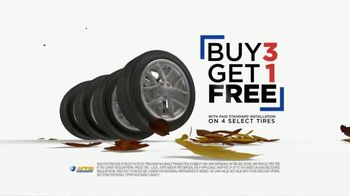 National Tire & Battery TV Spot, 'Save on Cooper Tires'