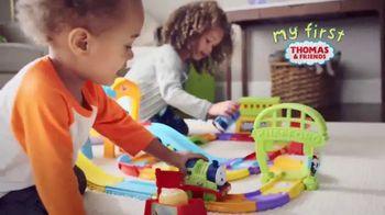 My First Thomas & Friends Railway Pals TV Spot, 'Learn'