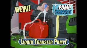 Pump Perfect TV Spot, 'Quick and Easy Transfer'