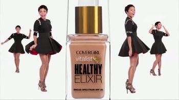 CoverGirl Vitalist Healthy Elixir TV Spot, 'Piel saludable' [Spanish] - Thumbnail 8