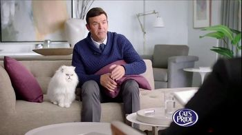 Cat's Pride Fresh & Light TV Spot, 'Ultimate Litter' Feat. Katherine Heigl - 856 commercial airings