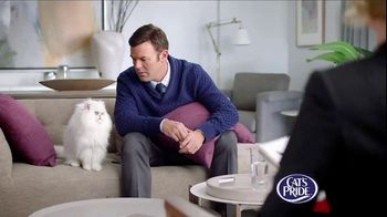 Cat's Pride Fresh & Light TV Spot, 'Ultimate Litter' Feat. Katherine Heigl - Thumbnail 2