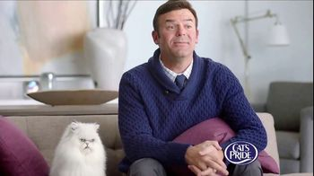 Cat's Pride Fresh & Light TV Spot, 'Ultimate Litter' Feat. Katherine Heigl - Thumbnail 6