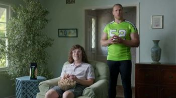 Wonderful Pistachios TV Spot, 'Snackface: Randy' Featuring Clay Matthews - 24 commercial airings