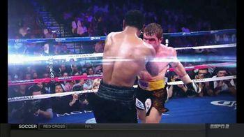 The Ring TV Spot, 'Canelo vs. Golovkin' - 2 commercial airings