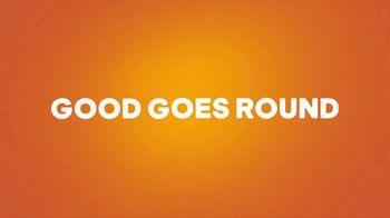 Honey Nut Cheerios TV Spot, 'Good Goes Round: Playing Around' - Thumbnail 10