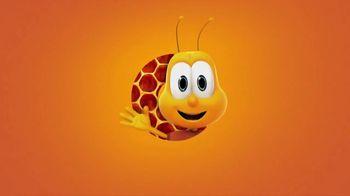 Honey Nut Cheerios TV Spot, 'Good Goes Round: Playing Around' - Thumbnail 9