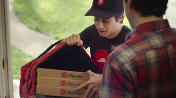 Pizza Hut $7.99 Large Pizza Deal TV Spot, 'Bring Everyone' - 2357 commercial airings