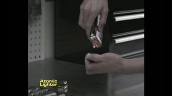 Atomic Lighter TV Spot, 'Never Lets You Down' - Thumbnail 3