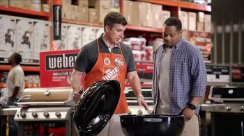 The Home Depot TV Spot, 'ESPN: Ready for Game Day' Feat. Desmond Howard - Thumbnail 5
