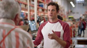 The Home Depot TV Spot, 'ESPN: Ready for Game Day' Feat. Desmond Howard - Thumbnail 7