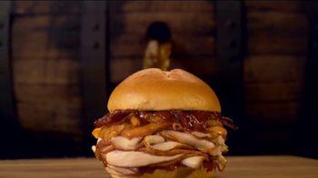 Arby's Bourbon BBQ Turkey TV Spot, 'Avocado' - Thumbnail 6