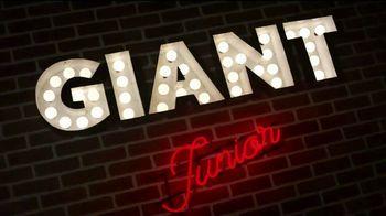 Wendy's Giant Jr. Bacon Cheeseburger TV Spot, 'That Junior's GIANT!' - Thumbnail 7