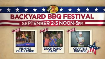 Bass Pro Shops Backyard BBQ Festival TV Spot, 'Watch the Car' Ft Bill Dance - Thumbnail 8