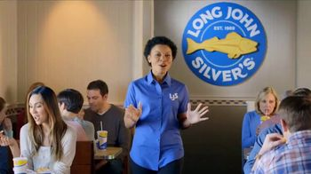 Long John Silver's Panko Butterfly Shrimp TV Spot, 'More Flavor' - Thumbnail 1
