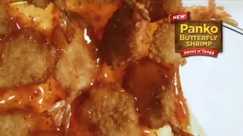 Long John Silver's Panko Butterfly Shrimp TV Spot, 'More Flavor' - Thumbnail 5