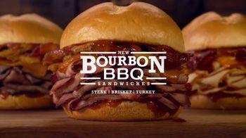 Arby's Bourbon BBQ Sandwiches TV Spot, 'Lettuces' - Thumbnail 8