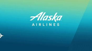 Alaska Airlines TV Spot, 'The Russell Wilson Show: Off-Season Pickup' - Thumbnail 9