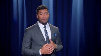 Alaska Airlines TV Spot, 'The Russell Wilson Show: Off-Season Pickup' - Thumbnail 5