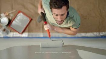 The Home Depot TV Spot, 'Pouring More Into Paint: BEHR Premium Plus' - 475 commercial airings