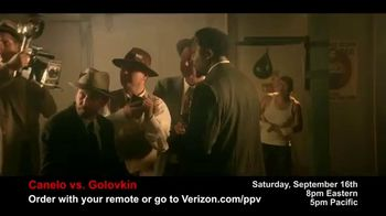 Fios by Verizon Pay-Per-View TV Spot, 'Canelo vs. Golovkin' [Spanish] - Thumbnail 3